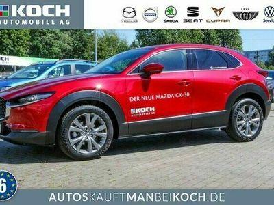 gebraucht Mazda CX-30 SKY-G 150PS MHyb S SEL DES-P P BOS top