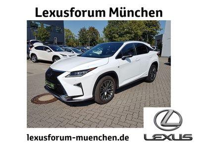 gebraucht Lexus RX450h (AWD) F SPORT *HUD*DAB*NAVI*PANO*ALLRAD*