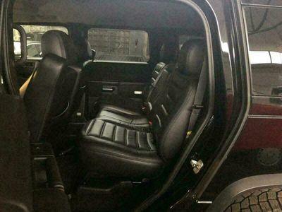 gebraucht Hummer H2 besonderes Auto für besondere Fahrer/innen