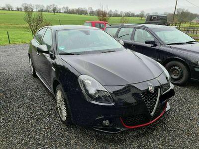 gebraucht Alfa Romeo Giulietta 1.4 TB 16V Multiair Super als Limousine in Aachen