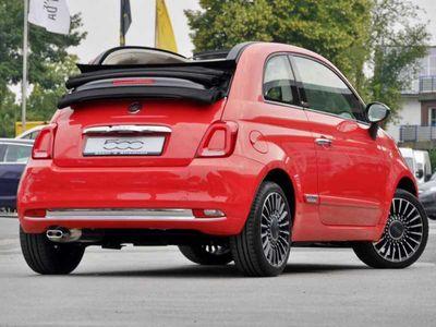 gebraucht Fiat 500C C 1.2 Lounge LEDER+FREISPRECHEINRICHTUNG