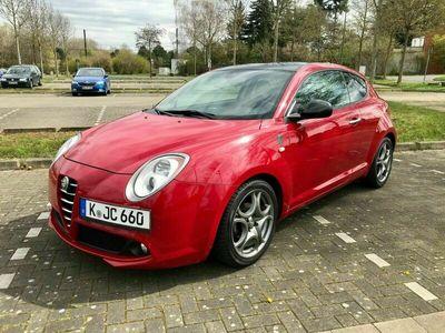 "gebraucht Alfa Romeo MiTo 1.4 16V MultiAir Sondermodell ""SBK"" als Kleinwagen in Köln"