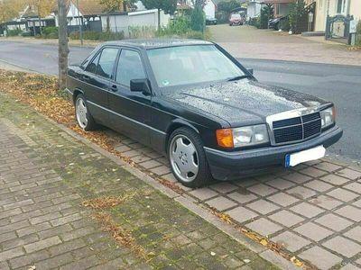 gebraucht Mercedes 190 Mercedes Benz E190W201