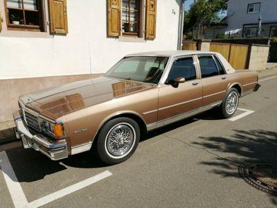 gebraucht Chevrolet Caprice Classic, 1. Hand ! als Limousine in Wattenheim