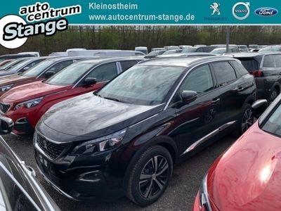 gebraucht Peugeot 3008 Allure PT130 3D-Navi Sitzheizung Rückfahrka