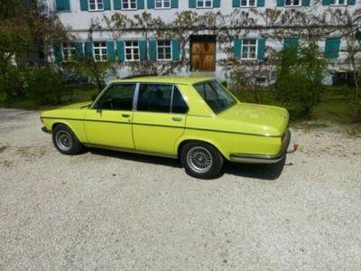 käytetty BMW 2500 E3, Motor 3,5 L ( Bilder folgen)