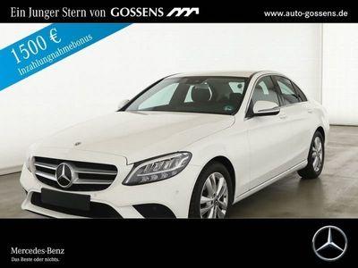 gebraucht Mercedes C180 C 180Avantgarde +NAVI+Kamera+LED-PTS+SHZ+DAB
