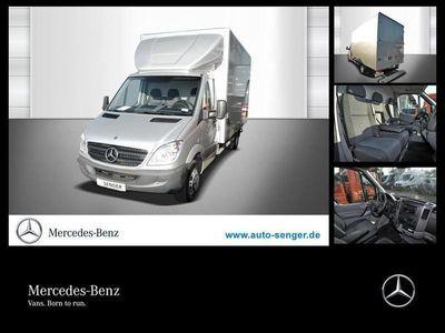 gebraucht Mercedes Sprinter 513 CDI Koffer TACHOGRAPH+KOMFORTSITZ