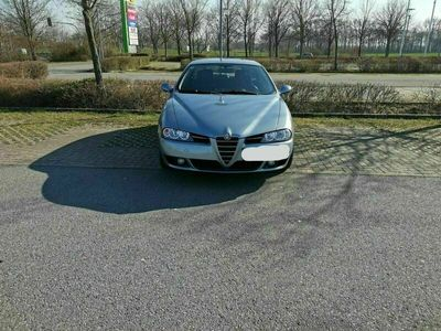gebraucht Alfa Romeo 156 KOMBI TÜV NEU