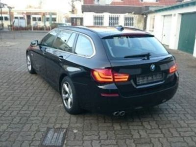 gebraucht BMW 520 Touring Navi Prof, 1 Hand