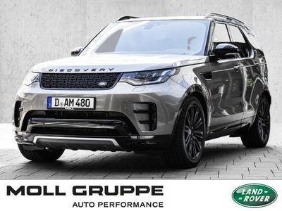gebraucht Land Rover Discovery SD6 HSE Leder LED Navi Keyless ACC Rückfahrkam. Allrad Fernlichtass. El. Heckklappe