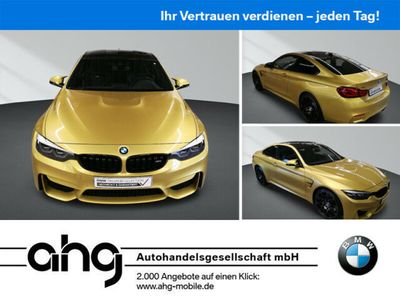 gebraucht BMW M4 Competition Coupe Competition Paket M DKG Nav
