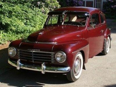 gebraucht Volvo PV444 ES Buckel 1954