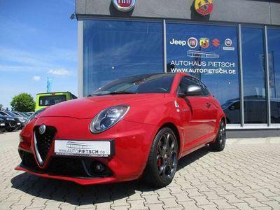 gebraucht Alfa Romeo MiTo 1.4 MutliAir Veloce Automatik 170PS*NAVI*TOUCH*PDC