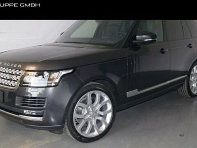gebraucht Land Rover Range Rover 4.4 SDV8 Vogue Geländewagen (Navi)