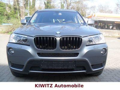 gebraucht BMW X3 xDrive20d Navi, Leder, PDC, Alu, Klima, Xenon
