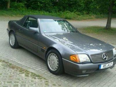 gebraucht Mercedes SL320 Mercedessehr gepfl. Originalzust.