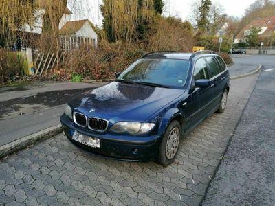 gebraucht BMW 316 i Kombi 1300€ / 178.800 km gefahren...