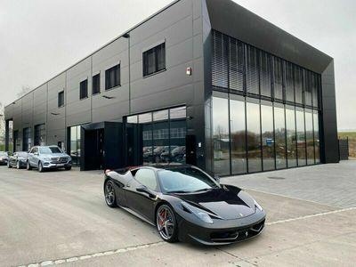 gebraucht Ferrari 458 Italia F1 LED Navi JBL Lift Keramik Karbon als Sportwagen/Coupé in Bad Waldsee