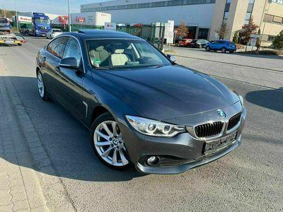 gebraucht BMW 418 Gran Coupé D Euro 6 voll fahrbereit...