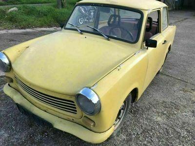 gebraucht Trabant 601 Trabiohne Brief Wiederaufbau ...