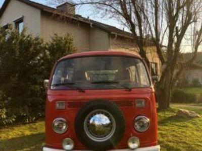 gebraucht VW T2 b Bus H-Kennzeichen TÜV neu