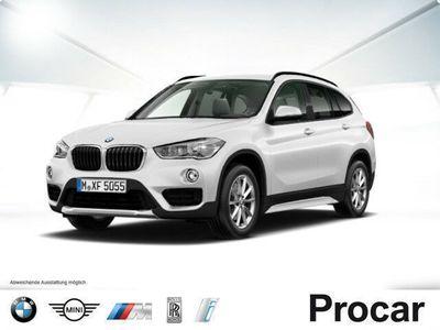 used BMW X1 sDrive20i Sport Line Steptronic DCT