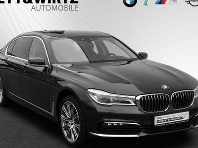 käytetty BMW 740 Le iPerformance xDrive 20'' DriAssist Laser
