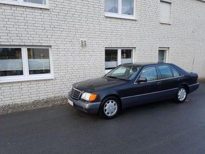 gebraucht Mercedes 600 1992 Youngtimer V12 Zylinder S Class