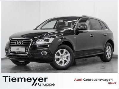 brugt Audi Q5 2.0 TDI Q EU6 S LINE SPORT EDITION PRIVACY LM21