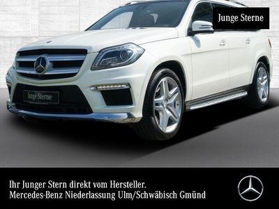 gebraucht Mercedes GL500 4M designo AMG 360° Airmat Pano Harman ILS