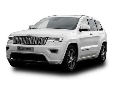 gebraucht Jeep Grand Cherokee 3.0I MJT Overland MY19 PANO NAVI LEDER MP3 KAMERA