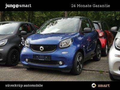 gebraucht Smart ForTwo Coupé 66 kW turbo twinamic Automatik/Sitzheizung