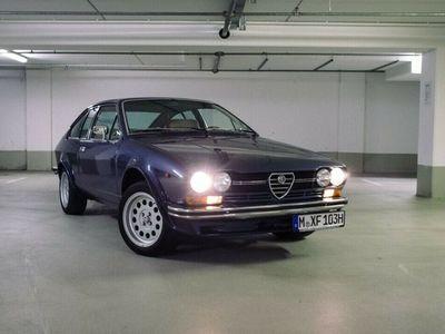 gebraucht Alfa Romeo 2000 AlfettaGTV- TÜV neu!
