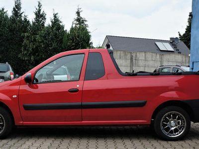 gebraucht Dacia Logan Pick-Up m.abnehmb. AHK*ALU