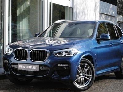 gebraucht BMW X3 xDrive20d M SPORT Innovationsp. Navi Prof.