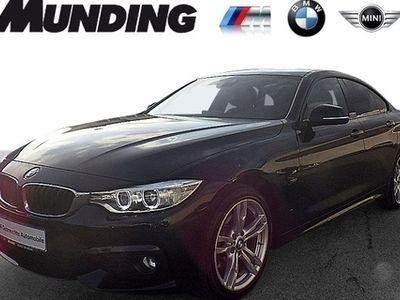 gebraucht BMW 420 Gran Coupé d xDrive A M Sportpaket HiFi Xenon