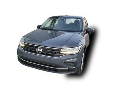 "gebraucht VW Tiguan ""R-Line"" (6) 2.0 TDI DSG 4X4 ink..."