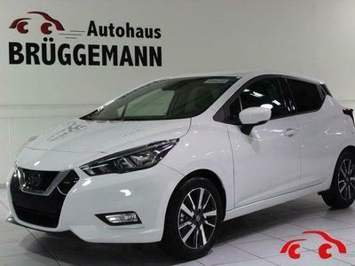 gebraucht Nissan Micra 0,9 IG-T NEUES MODELL N-CONNECTA SAFETY RÜ