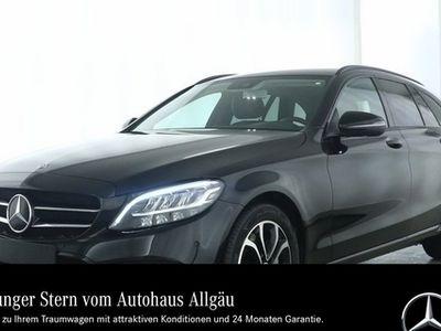 used Mercedes C300 T AVANTGARDE+NIGHT-PAKET+STANDHEIZUNG+KAME