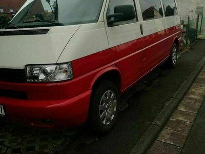 gebraucht VW T4 Lange 102PS