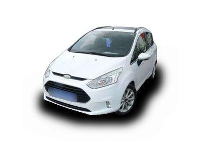 gebraucht Ford B-MAX 1,0 EcoBoost 92kW S/S Titanium