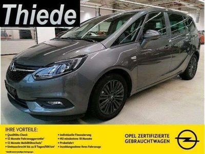gebraucht Opel Zafira C 1.6 120 JAHRE 5-SITZE/SHZ/KLIMAAUT/DAB+