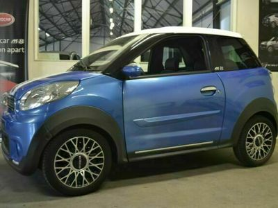 gebraucht Microcar M8 Sports Led Blue Edition Mopedauto DCI 45 KM
