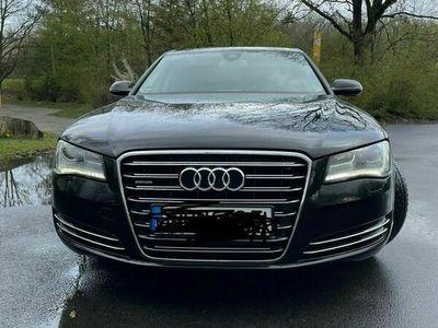 gebraucht Audi A8 3.0 TDI DPF quattro tiptronic Matrix ssd Luft als Limousine in NORDHORN