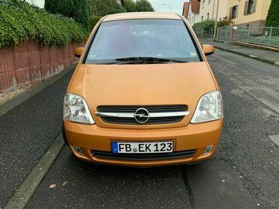 gebraucht Opel Meriva 1.6 Cosmo