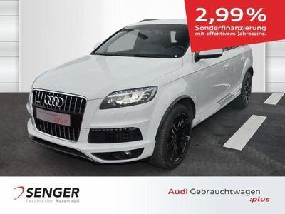gebraucht Audi Q7 4.2 TDI, S line, Xenon, Kamera, Navi quattro