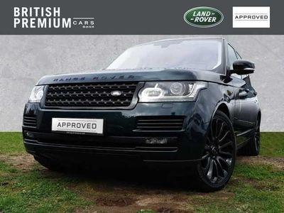 gebraucht Land Rover Range Rover 4.4 SDV8 Vogue Standhzg/Luftfahrwerk/Head-up