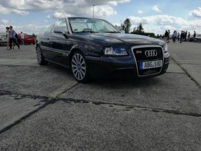 gebraucht Audi Cabriolet 2,3 NG 133 PS