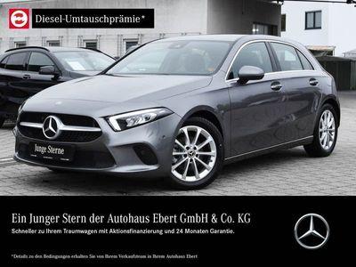 gebraucht Mercedes A180 d 7G-DCT+PROGRESSIVE+NAVI PREMIUM+LED+6d-t